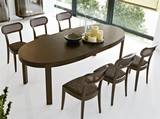 Atelier Oval Dining Tables by Calligaris
