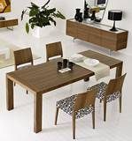 Modern Wood Dining Tables by Calligaris