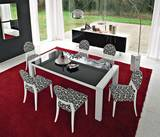 Modern Glass Dining Tables by Calligaris