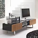Seattle Low Media TV Units by Calligaris