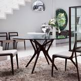 Icaro 1 Dining Tables by Porada