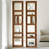 Fancy Bookcases by Porada