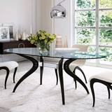 Retro Oval Dining Tables by Porada