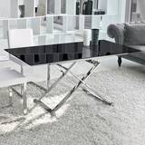 Virgola Coffee/Dining Table by Antonello Italia