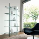 Infinity Bookcases by Unico Italia