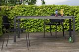 Sushi 12 Outdoor Dining Tables by Kristalia