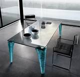 Atlas Dining Tables by Fiam