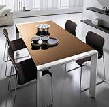 Afill Brill Dining Tables by Fiam