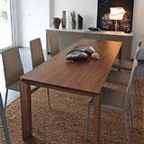Omnia Wood Dining Tables by Calligaris