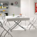 Magnum T130 Dining Tables by Ozzio
