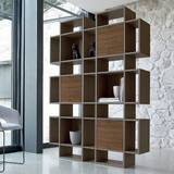 Plaza Bookcases by Antonello Italia