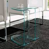 Ambrogio End Tables by Steelline
