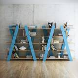 Wind Bookcases by TemaHome