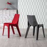 Poly XO Chairs by Bonaldo