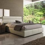 Plank Bed 9100 Upholstered  by Huppe