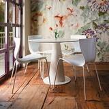 Hopla Round Dining Tables by Slide