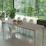 Echo In Dining Tables by Bontempi