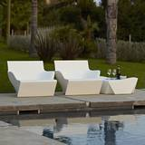 Kami San Lounge Chairs by Slide