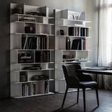Wally Bookcases by Cattelan Italia
