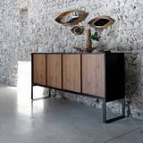 Oblique Cabinets by Horm