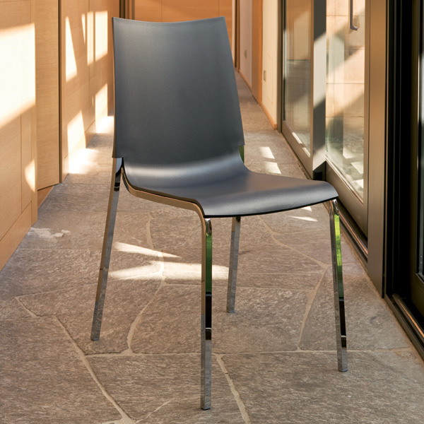 Eva chair from Bontempi