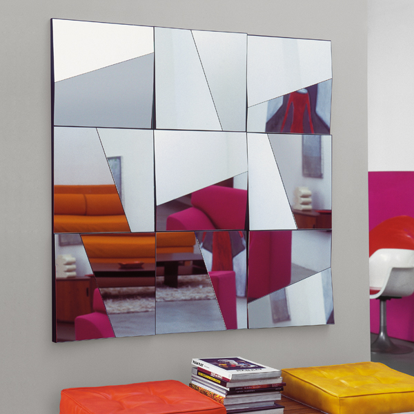 Stati d Animo mirror from Tonelli, designed by Giovanni Tommaso Garattoni