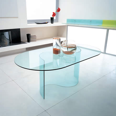 Wave Dining Table from Viva Modern