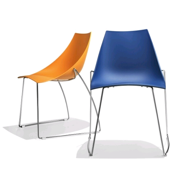 Hoop chair from Parri