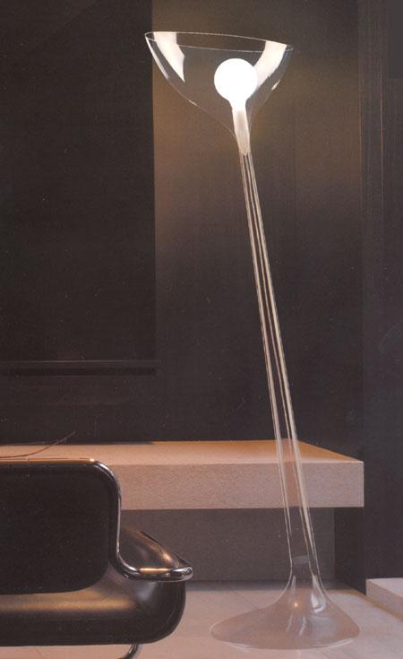 Floob lighting from Kundalini, designed by Karim Rashid