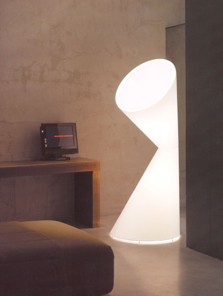 La La Lamp lighting from Kundalini, designed by Helen Kontouris