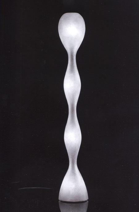 Yoga lighting from Kundalini, designed by Guglielmo Berchicci