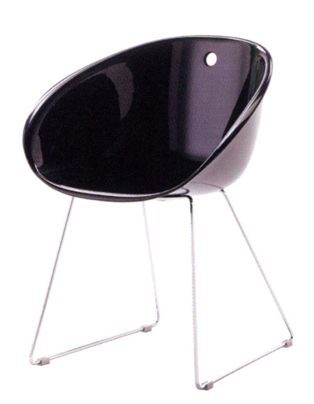 Gliss chair from Pedrali, designed by Dondoli and Pocci
