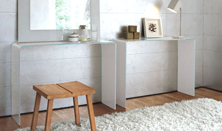 Bridge Hall console table from Sovet