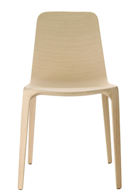 Frida chair from Pedrali, designed by Odoardo Fioravanti
