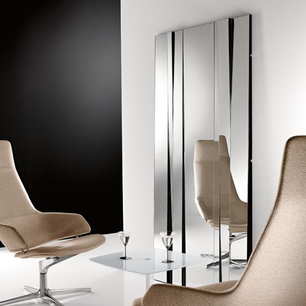 Fittipaldi 180 mirror from Tonelli, designed by Giovanni Tommaso Garattoni