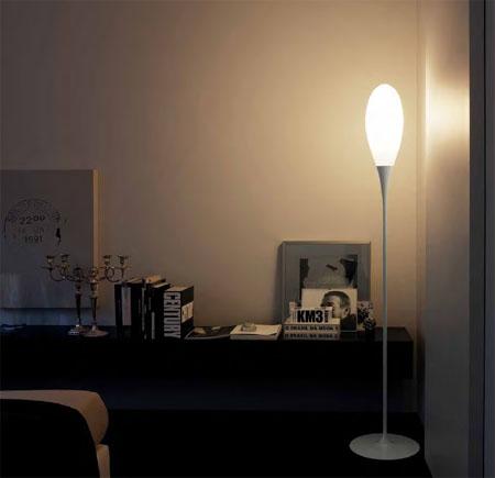 Spillo Floor lighting from Kundalini, designed by Constantin Wortmann