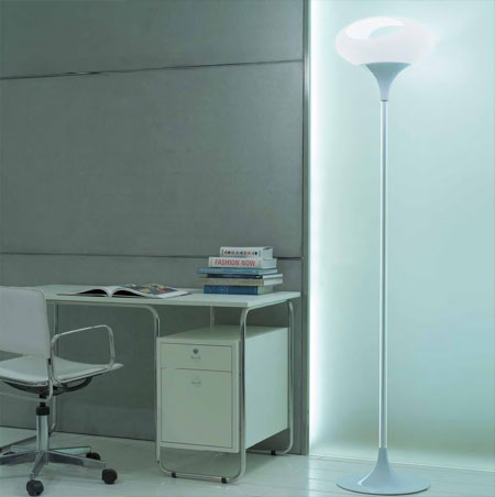 Luminal lighting from Kundalini, designed by Laura Agnoletto and Marzio Rusconi Clerici
