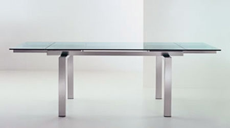 Magic dining table from Pedrali, designed by Pedrali R&D