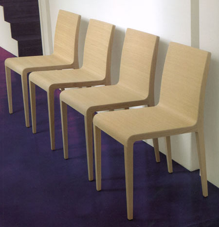 Young chair from Pedrali, designed by Pedrali R&D