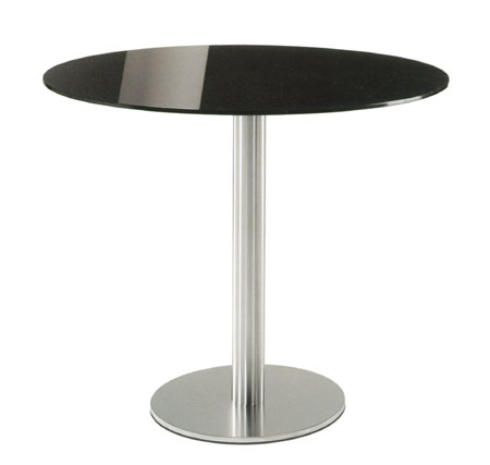 Inox dining table from Pedrali, designed by Pedrali R&D