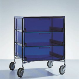 Mobil Cabinets by Kartell