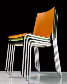 Eva Chair by Bontempi