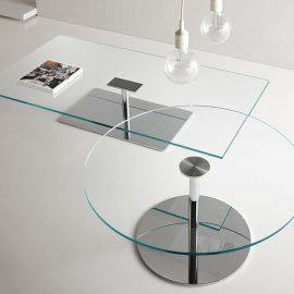 Farniente Tondo Coffee Table by Tonelli