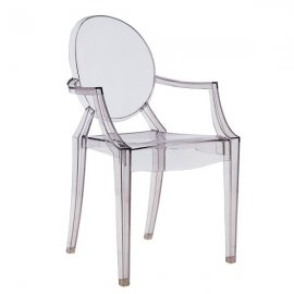 Louis Ghost Chairs by Kartell