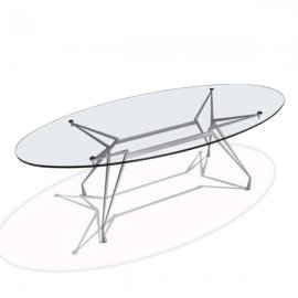 Apollonio/TO Dining Table by Parri