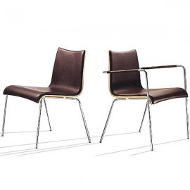 Big Easy Leather Chair by Parri