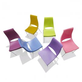 Chiacchiera Chairs by Parri
