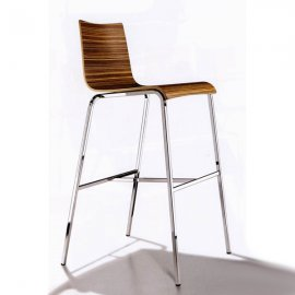 Easy Bar Q 3 Stool by Parri