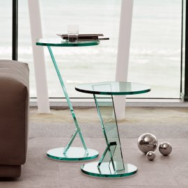 Nicchio End Table by Tonelli