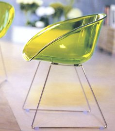 Gliss Chair by Pedrali
